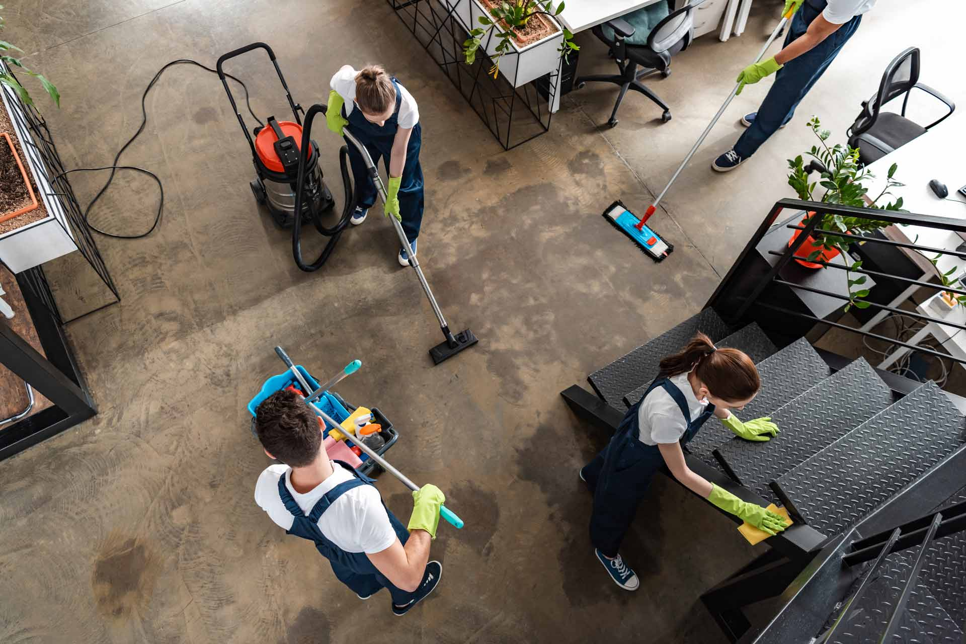 How Do You Promote General Cleanliness In The Workplace?