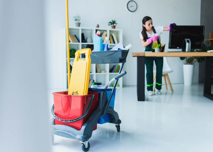 5 simple and effective commercial cleaning tips